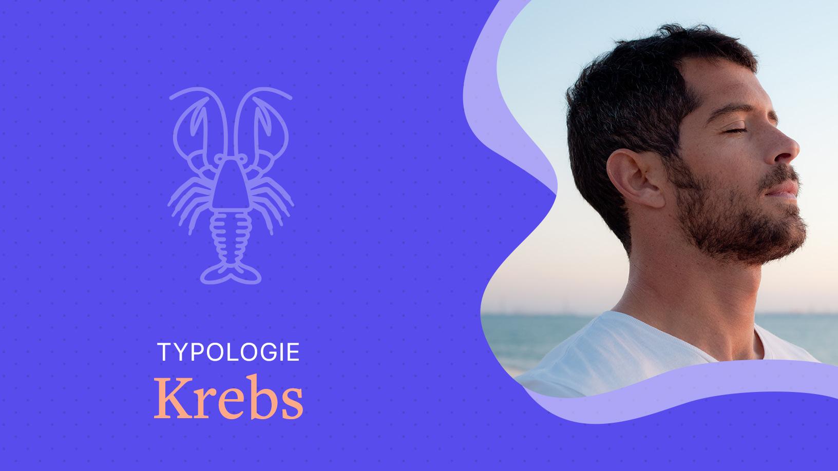 Der Krebs-Mann | Horoskop.de